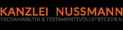 Logo Kanzlei Nussmann